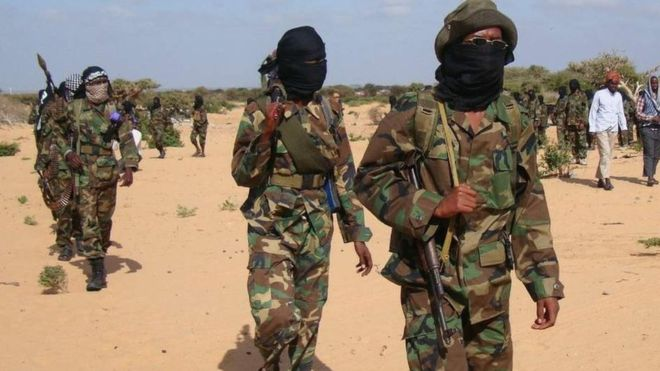 Washington annonce avoir bombardé des shebab — Somalie