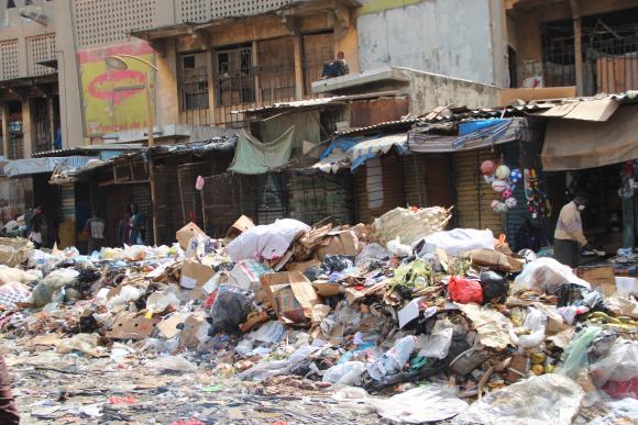 Insalubrité au marché «Ocass» : Les commerçants refusent de s'acquitter de la patente