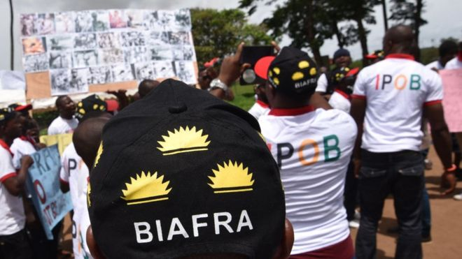 Nigeria: un policier tué, 32 partisans pro-Biafra arrêtés