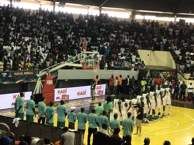 Quart de finale Afrobasket masculin : Le Sénégal gagne le premier quart-temps (19-16)