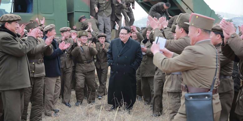 La Corée du Nord tire un nouveau missile : Les Japonais appelés à se mettre à l'abri