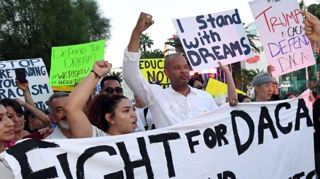Etats-Unis : les 'dreamers' peuvent encore espérer