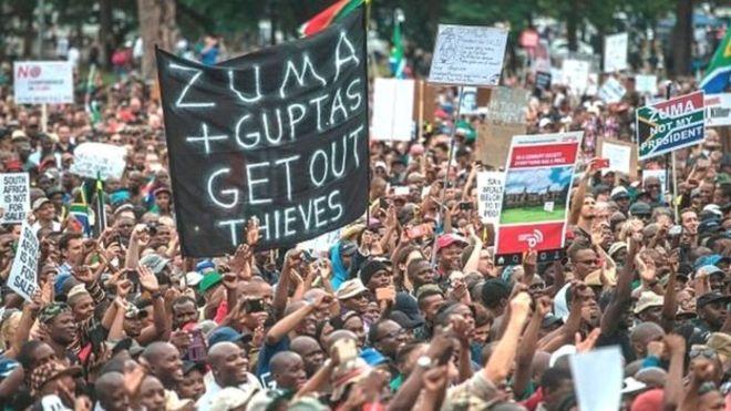 Afrique du Sud: le scandale KPMG