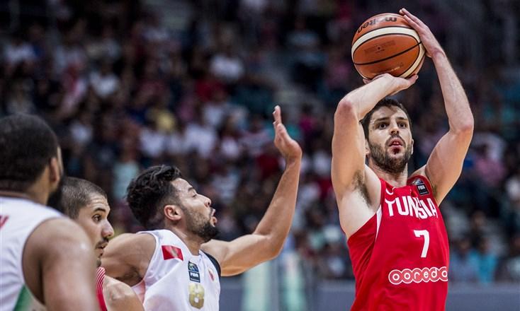 Afrobasket masculin 2017: la Tunisie bat le Maroc et se qualifie en finale