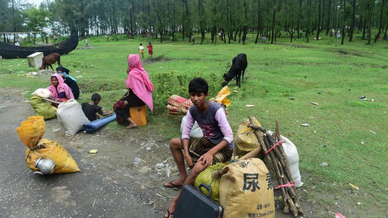 Birmanie: 370 000 Rohingyas ont fui au Bangladesh depuis fin août, selon l'ONU