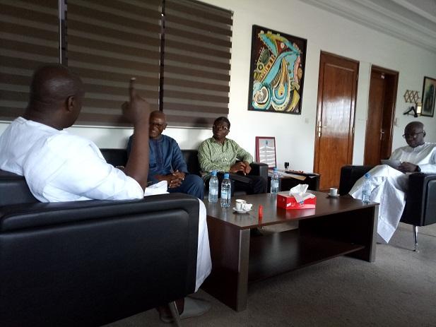 UGAACO : Le Secrétaire Exécutif se félicite du respect par le Sénégal de ses engagements