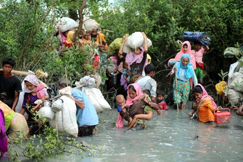 Soutien aux musulmans Birmans persécutés: JAMRA, MBAÑ GACCE et CSR condamnent, dénoncent et exigent