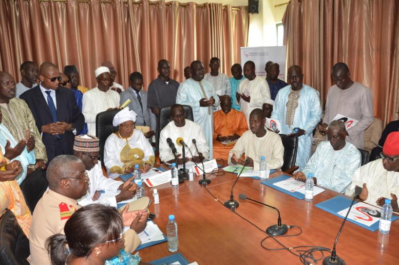 Santé: Awa Marie Coll Seck conseille Abdoulaye Diouf Sarr