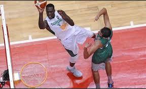 """1er QT 3e Place Afrobasket : Les """"Lions"""" dominés par le Maroc (10-18)"""