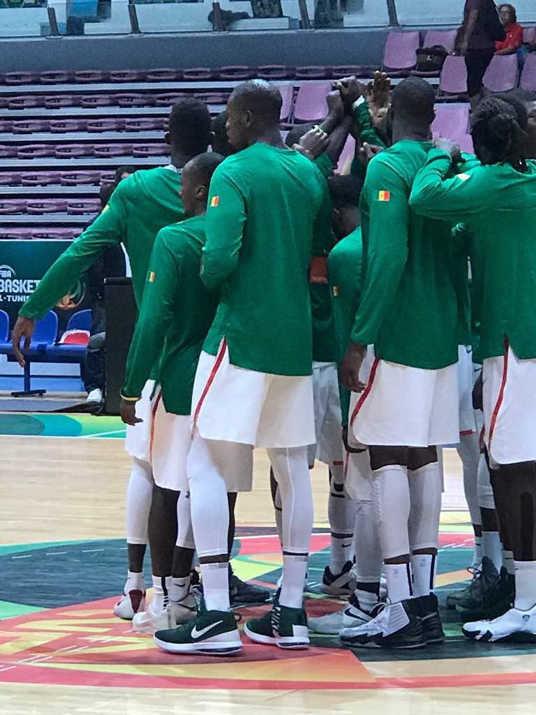 """Troisième QT Sénégal-Angola : Les """"Lions"""" passent devant (54-47)"""