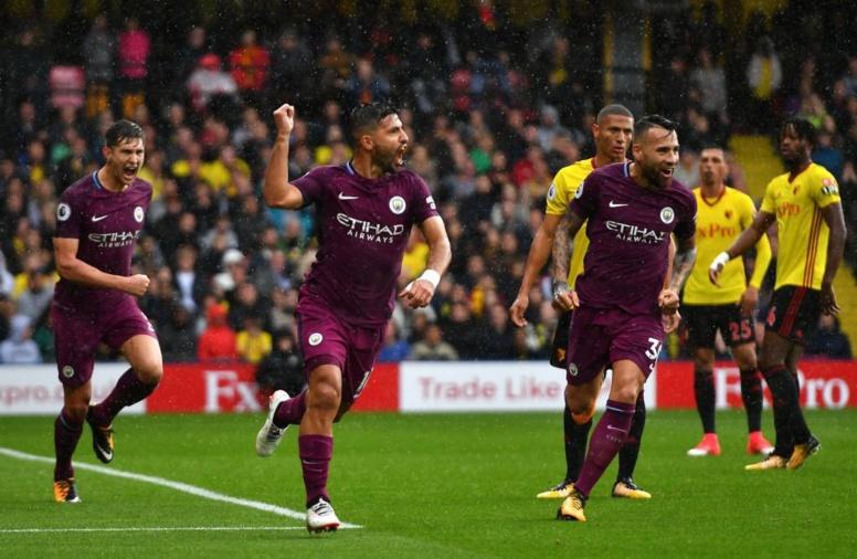 5e journée Premier League : Manchesty City explose Watford, Liverpool ne s'en sort pas
