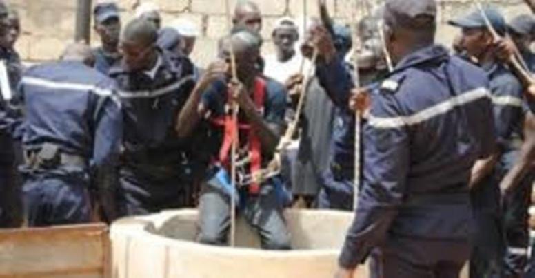 Drame  à Tambacounda : Un puisatier meurt suit à un éboulement