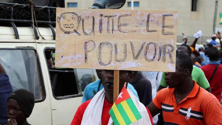 Togo: un après-midi au siège du Parti national panafricain