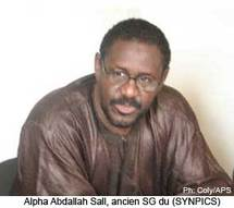 Nécrologie: Alpha Sall, un journaliste compétent et concliant s'en est allé