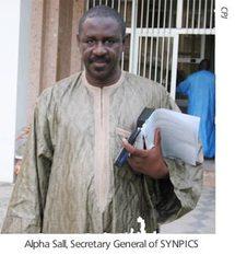 Feu Alpha Abdallah Sall, L'humilité et discrétion en bandoulière