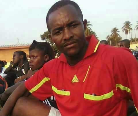 Décès brutal de l'arbitre guinéen Etienne Farah Kamano lors de son test physique
