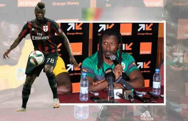 Mbaye Niang et Sabaly dans les 26 pour le Cap Vert — Sénégal