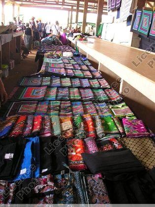 Fête de Tabaski: La concurrence casse le prix des tissus