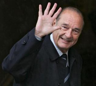 """Le """"dérapage"""" de Chirac sur l'origine d'un passant"""