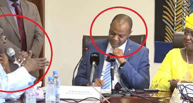 Ministère du Tourisme: Passe d'armes entre Racine SY et Mame Mbaye Niang