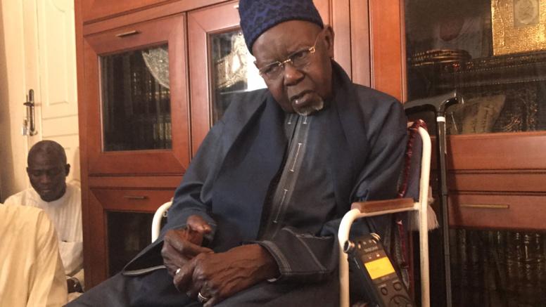 Tivaouane : Al Amine sera inhumé près de son père, Serigne Babacar Sy