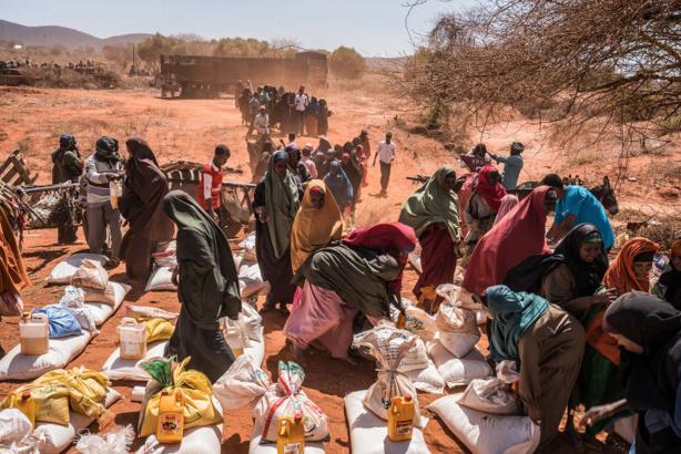 L'ONU salue les efforts pour prévenir la famine dans quatre pays mais juge qu'il faut faire plus
