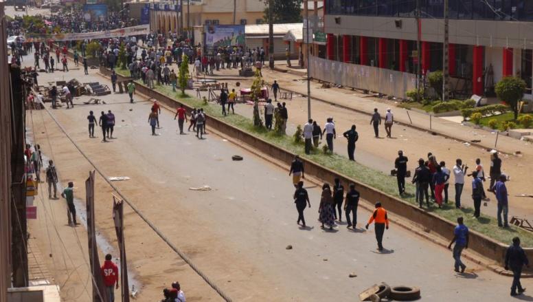 Cameroun: dans les régions anglophones, les manifestants bravent les interdits