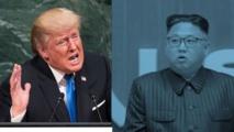 """Trump: """"Kim Jong-Un est un fou qui va être mis à l'épreuve comme jamais"""""""