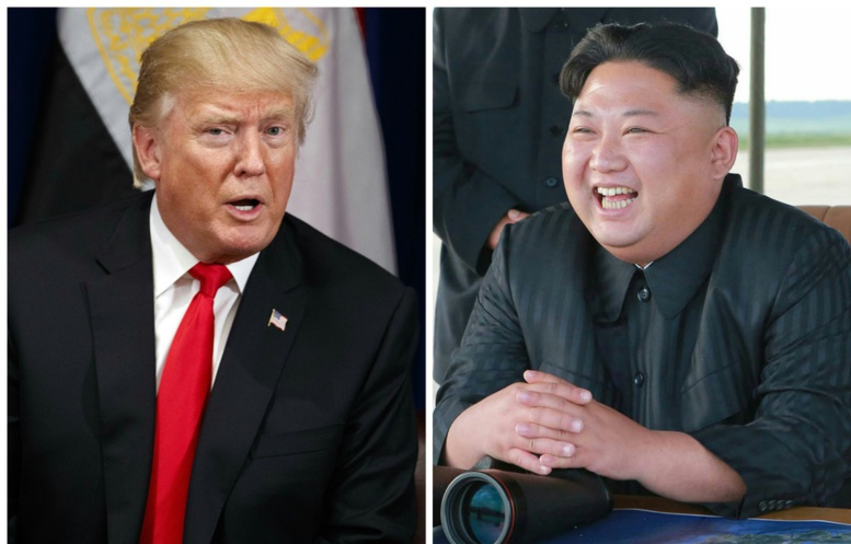 Trump vs Kim Jong-un: des bombardiers américains ont volé près des côtes nord-coréennes