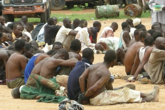 Nigeria: 1600 présumés Boko Haram jugés à partir d'Octobre