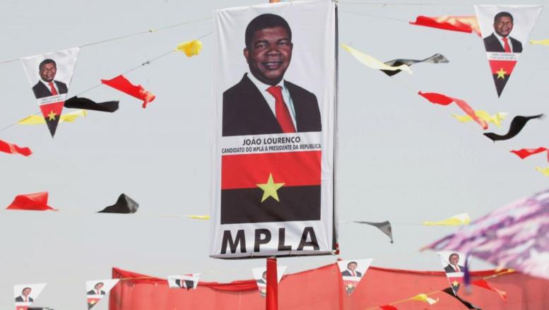Angola: investiture du nouveau président João Lourenço