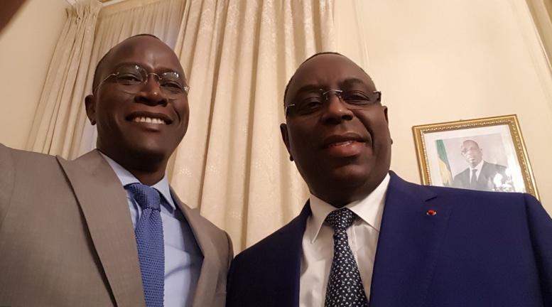 Macky force Yakham Mbaye à rester :« Je ne veux pas entendre parler de démission, tu restes à mes côtés… »