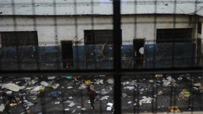 RDC: plus de trente prisonniers s'évadent
