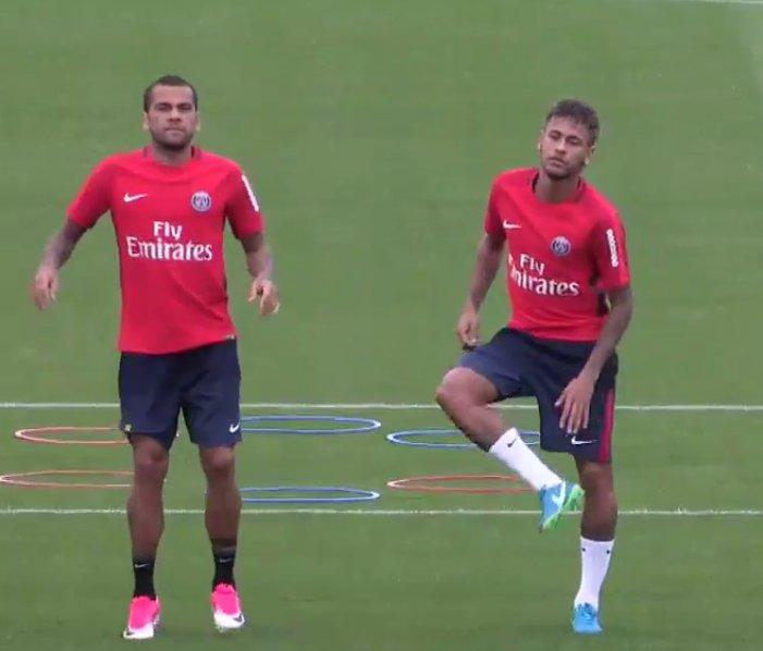 PSG: Neymar a raté Montpellier à cause de Ben Arfa