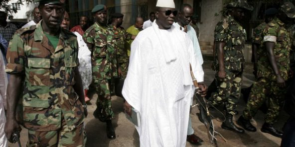 Gambie: ancien membre de la garde rapprochée de Yaya Jammeh, Alagie Mor Jobe arrêté