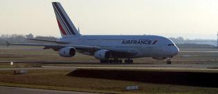 Air France: Une panne mineure retarde un vol New York-Paris en Airbus A 380