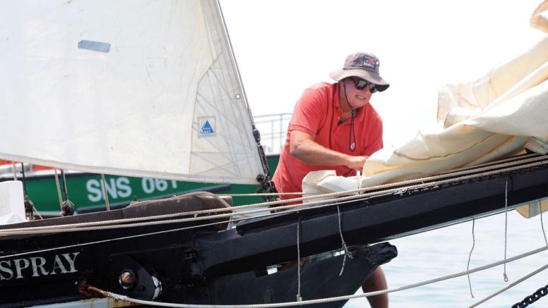 Disparition en mer du navigateur Guy Bernardin, vétéran des tours du monde