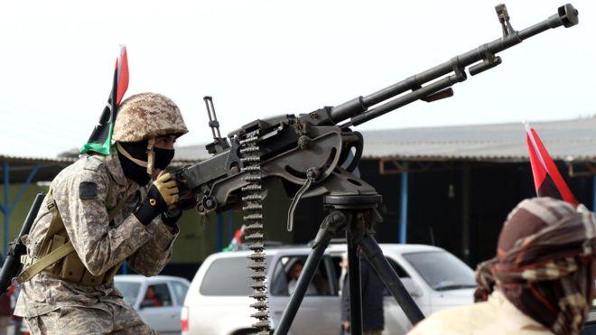 Libye : cessez-le-feu à Sabratha