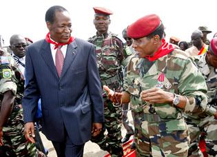 Guinée: Suspension provisoire des négociations de Ouagadougou