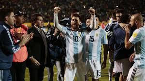 CdM 2018 : l'Argentine ira au Mondial !