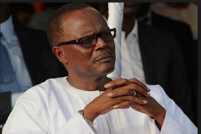 Ousmane Tanor Dieng félicite les «Lions»