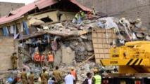 Kenya : sept morts dans l'effondrement d'un immeuble