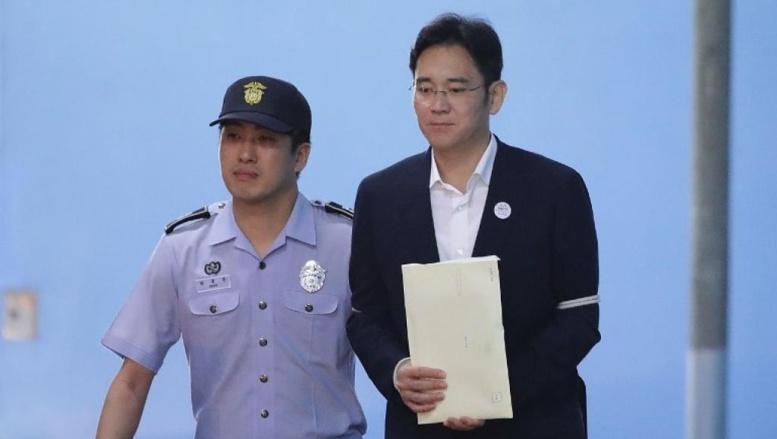 Procès de l'héritier de Samsung: le parquet veut une peine plus sévère en appel