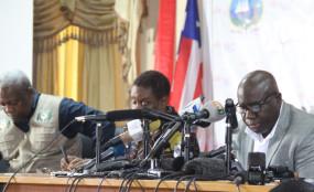 Libéria - Résultats provisoires de la présidentielle: Weah et Boakai en tête