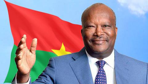 Visite : Roch Marc Christian Kaboré à Dakar, ce vendredi.