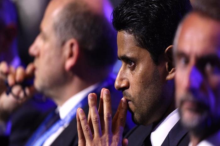 Corruption : la Fifa ouvre une enquête à l'encontre de Nasser Al-Khelaïfi
