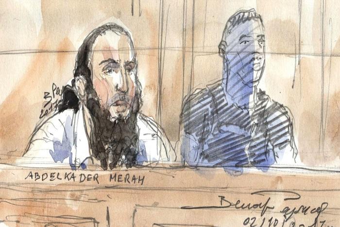 Abdelkader Merah interrogé sur les tueries de son frère