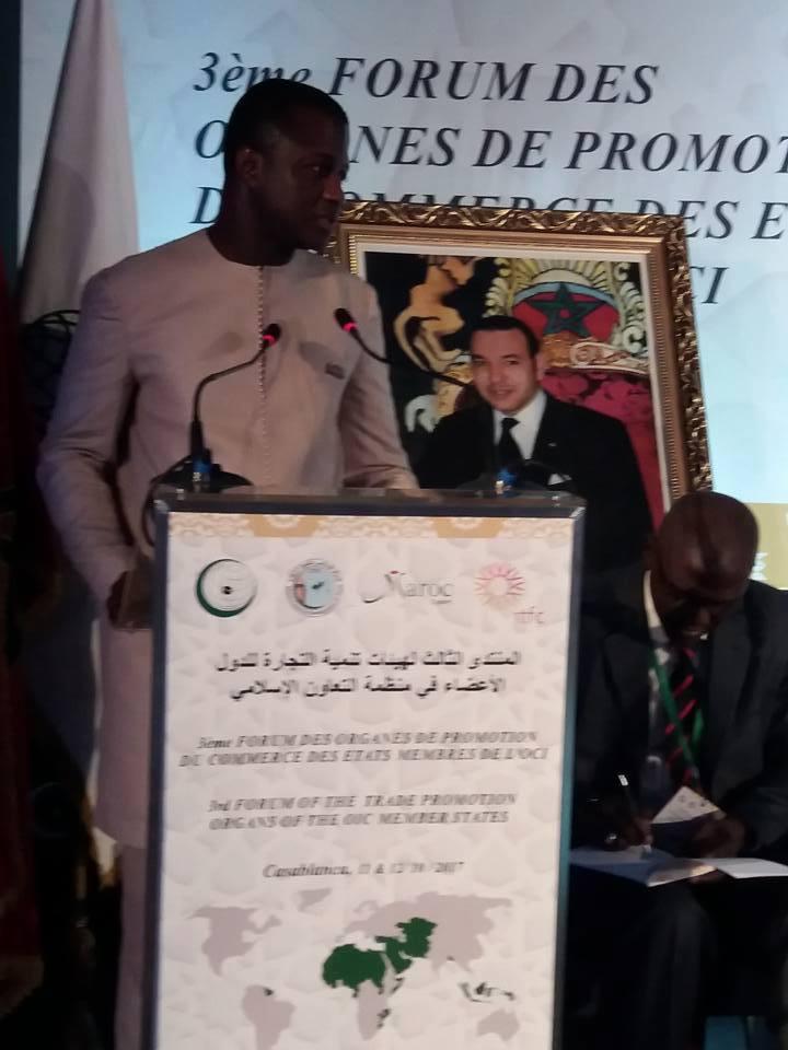 ASEPEX: Dr Malick DIOP élu Président des OPC francophones de l'OCI pour 4 ans