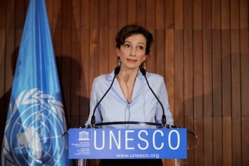 La Française Audrey Azoulay à la tête de l'UNESCO