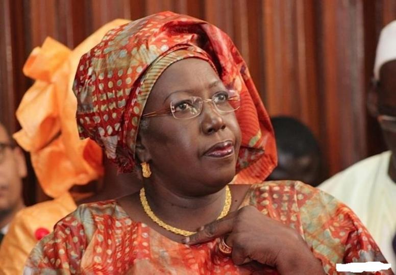"""Khoudia Mbaye sort du silence et parle des 4 millions reçus par la Ld : """"Le Secrétaire général du parti a dit qu'on lui..."""""""